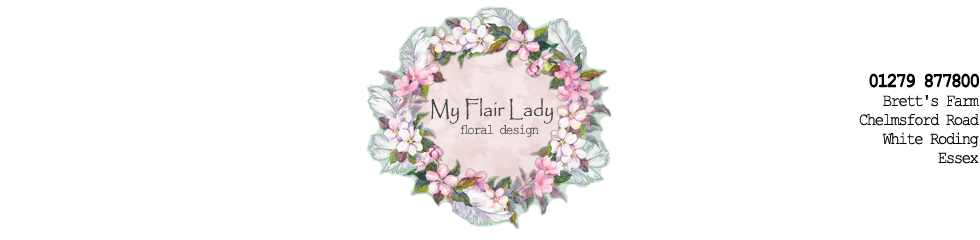 My Flair Lady Floral Designs